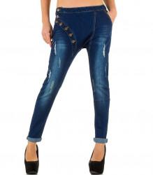Dámske módne jeansy Blue Rags Q4126