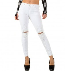 Dámske módne jeansy Bluerags Q2155
