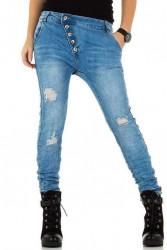 Dámske módne jeansy Laulia Q3313