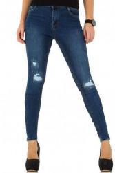Dámske módne jeansy Laulia Q3314