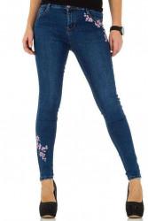 Dámske módne jeansy Laulia Q3315