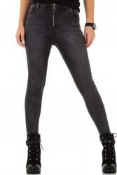 Dámske módne jeansy Laulia Q3319