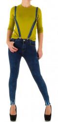 Dámske módne jeansy Laulia Q4123
