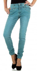 Dámske módne jeansy Laulia Q4510