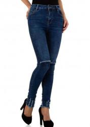 Dámske módne jeansy Laulia Q5064