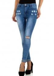 Dámske módne jeansy Laulia Q5065