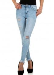Dámske módne jeansy Laulia Q5075