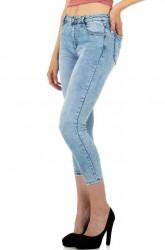 Dámske módne jeansy Laulia Q5763