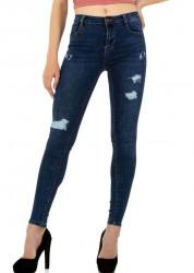 Dámske módne jeansy Laulia Q5767