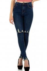 Dámske módne jeansy Laulia Q5770