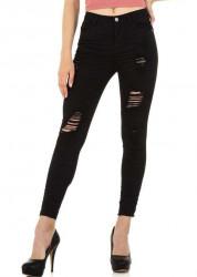 Dámske módne jeansy Milas Q5774