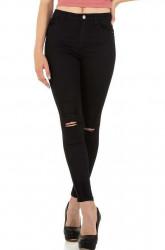 Dámske módne jeansy Milas Q5775