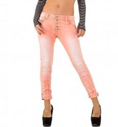 Dámske módne jeansy Mozzaar Q2099