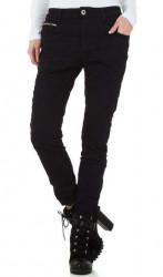 Dámske módne jeansy Mozzaar Q3667