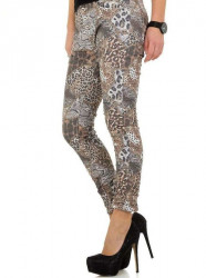 Dámske módne jeansy Place Du Jour Q4265