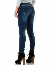 Dámske módne jeansy Q3167