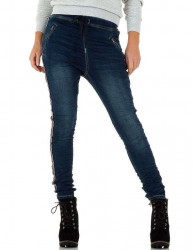 Dámske módne jeansy Q3168