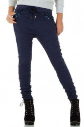 Dámske módne jeansy Q3307