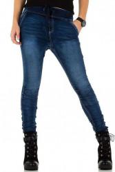 Dámske módne jeansy Q3335