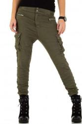 Dámske módne jeansy Q3424