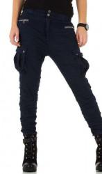 Dámske módne jeansy Q3635