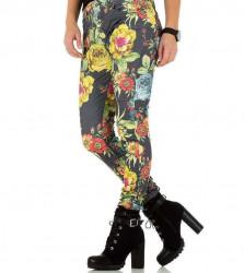 Dámske módne jeansy Q4452 #1