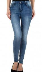 Dámske módne jeansy Q4832