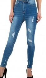 Dámske módne jeansy Q4843