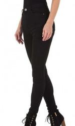 Dámske módne jeansy Q4857