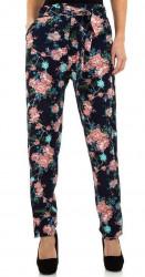 Dámske módne nohavice Holala Q4610