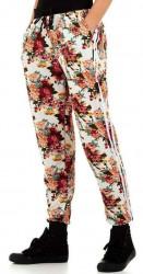 Dámske módne nohavice Holala Q4612