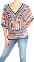Dámske módne pletené tričko Desigual W0990