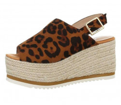 Dámske módne sandále Q4663