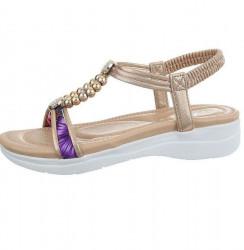 Dámske módne sandále Q5021
