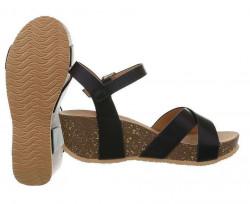 Dámske módne sandále Q5599 #1