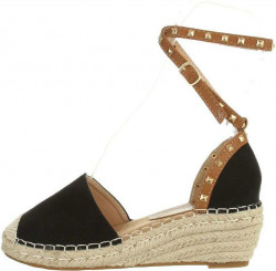 Dámske módne sandále Q9989