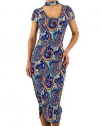 ad23e56f2c97 Dámske módne šaty Damen Q2435