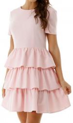 Dámske módne šaty N1189