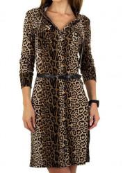 Dámske módne šaty Voyelles Q6126