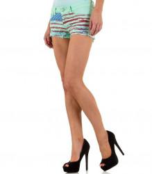 Dámske módne šortky Simply Chic Q4159