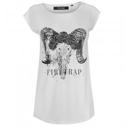 Dámske módne tričko Firetrap H8174