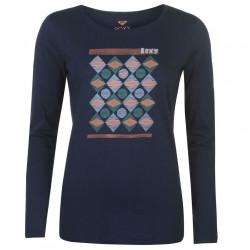 Dámske módne tričko Roxy H8558