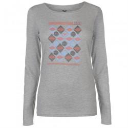 Dámske módne tričko Roxy H8675