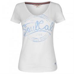 Dámske módne tričko SoulCal H7402