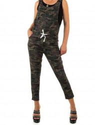 Dámske nohavice s trakmi Realty Jeans Q3850