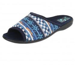 Dámske papuče s otvorenou špičkou Adanex Q0591