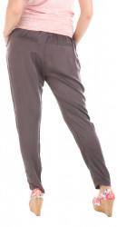 Dámske plátené nohavice Eight2Nine W2272 #1