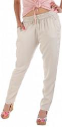 Dámske plátené nohavice Eight2Nine W2273