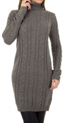 Dámske pletené šaty Q6715