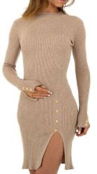Dámske pletené šaty Q6999